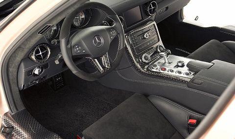 Hamann-hawk-4 in Flügeltürer: Mercedes SLS AMG wird zum Hamann Hawk