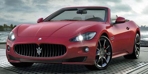 Maserati-grancabrio-sport-1 in Sexy Frischluftsportler: Maserati GranCabrio Sport