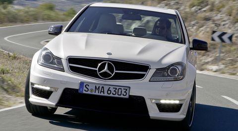 Mercedes-amg-c-63-1 in Mercedes-Benz C 63 AMG kommt mit frischer Technik