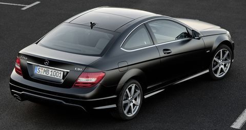 Mercedes-benz-c-klasse-coupe-2 in Mercedes: Das C-Klasse Coupé kommt