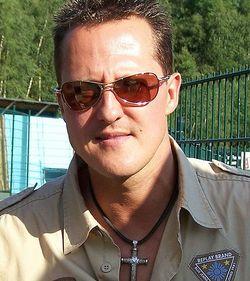 Michael-schumacher in Michael Schumacher verzichtet auf Bürste