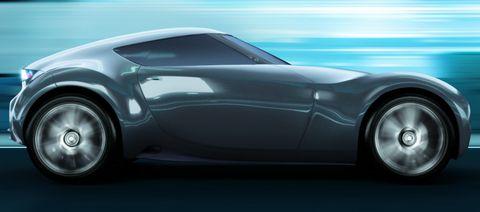 Nissan-esflow-3 in Nissan Esflow: Studie eines Elektro-Sportwagens