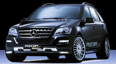 Piecha-design-evorian-rs-5 in Abstecher ins Gelände: Piecha Design Mercedes W164 M-Klasse und X164 GL-Klasse