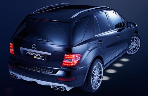 Piecha-design-evorian-rs-6 in Abstecher ins Gelände: Piecha Design Mercedes W164 M-Klasse und X164 GL-Klasse