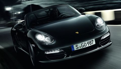 Porsche-boxster-s-black-edition-1 in Dunkler Geselle: Porsche Boxster S Black Edition