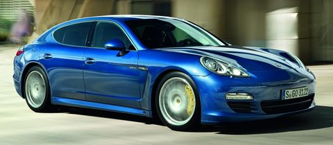 Porsche-panamera-s-hybrid-1 in Sparschwein von Porsche: Panamera S Hybrid