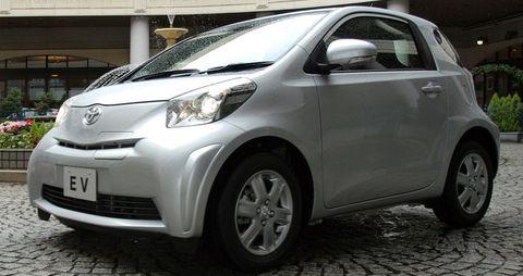 Toyota-iq-ev-1 in Elektroauto: Toyota iQ EV