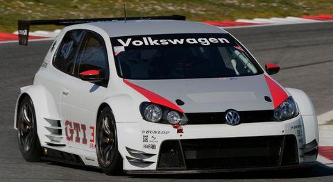 Volkswagen-golf24-2 in VW Golf: Rückkehr auf die Nordschleife