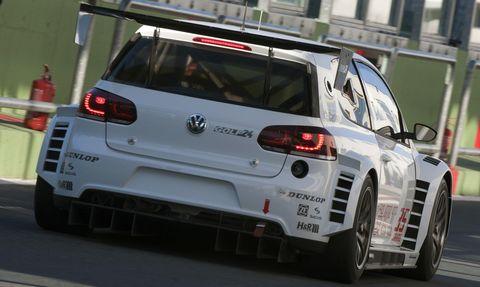 Volkswagen-golf24-5 in VW Golf: Rückkehr auf die Nordschleife