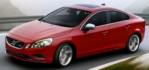 Volvo-s60-r-design in Die Finalisten des World Car Award
