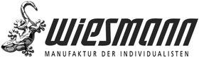 Wiesmann-logo in Wiesmann zeigt eine Spyder-Studie
