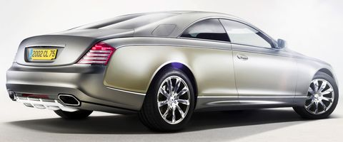 Xenatec-coupe-3 in Premiere: Xenatec Coupé auf Basis des Maybach 57 S