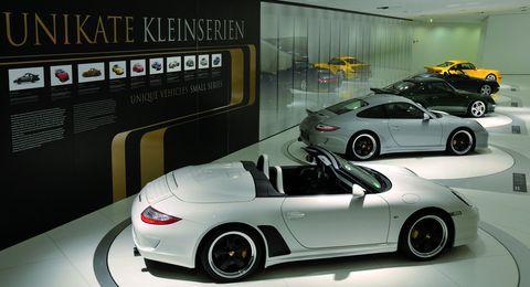 25-jahre-porsche-exclusive-1 in Im Museum: 25 Jahre Porsche Exclusive
