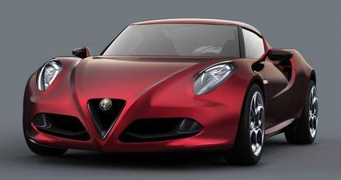 Alfa-romeo-4c-concept-1 in Alfa Romeo 4C Concept: Unter fünf Sekunden im kleinen Bruder des 8C