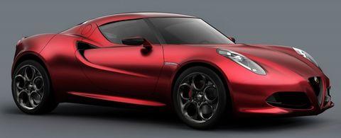 Alfa-romeo-4c-concept-2 in Alfa Romeo 4C Concept: Unter fünf Sekunden im kleinen Bruder des 8C