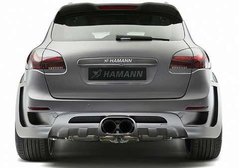 Hamann-guardian-6 in Hamann Guardian: Porsche Cayenne mit 550 Turbo-PS