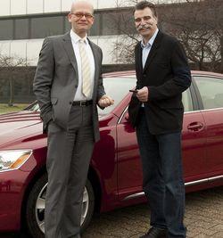 Heiner-brand-lexus-gs300 in Heiner Brand fährt Lexus GS300
