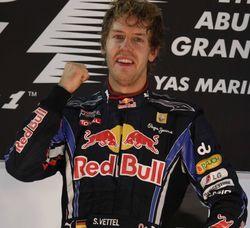 Sebastian-vettel1 in Sebastian Vettel will da weitermachen, wo er aufgehört hat