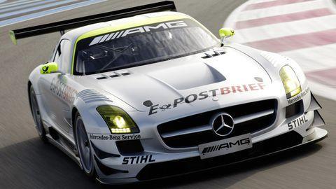 Sls-amg-gt3-2 in SLS AMG GT3 wird Teil der Driving Academy
