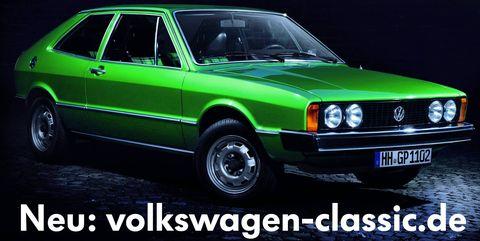 Volkswagen-classic-de in Volkswagen Classic mit neuem Webauftritt