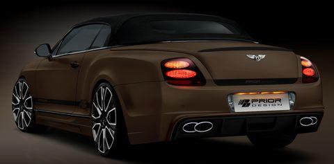 Bentley-continental-gt-cabriolet-prior-design-2 in Pimp my Ride am Niederrhein: Bentley Continental GT Cabriolet von Prior Design