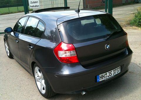 Bmw-e87-120d-8 in BMW 120d (E87): Danke und Goodbye, mein Freund
