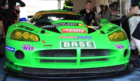 Dodge-viper-gt3-competiton-coupe-2 in Sascha Bert: Nach Sieg in Hockenheim - das zweite Rennen der Saison mit Vulkan Racing