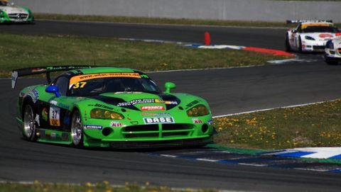 Dodge-viper-gt3-competiton-coupe-3 in Sascha Bert: Nach Sieg in Hockenheim - das zweite Rennen der Saison mit Vulkan Racing