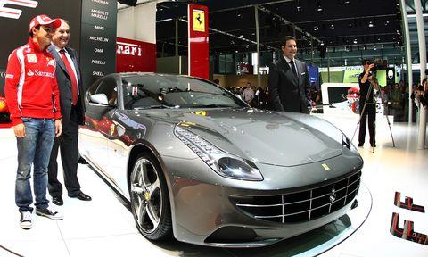 Ferrari-ff-1 in Der Ferrari FF zeigt sich in Asien