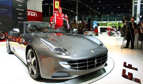 Ferrari-ff-2 in Der Ferrari FF zeigt sich in Asien