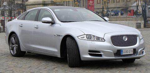 Jaguar-xj-1 in Jaguar XJ ist Luxury Car of the Year - in den USA