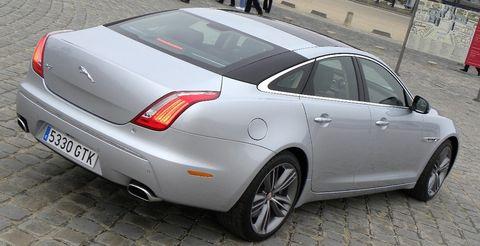 Jaguar-xj-3 in Jaguar XJ ist Luxury Car of the Year - in den USA