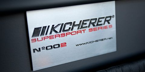 Kicherer-sls-63-supersport-gt-5 in Supermodel: Kicherer SLS 63 Supersport GT