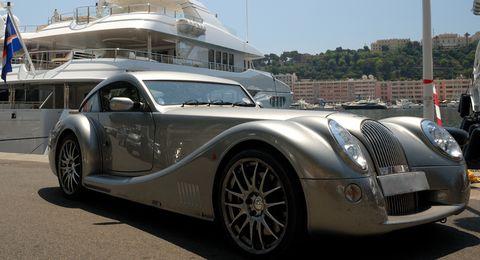 Monaco-2 in Top Marques 2011: Monaco, wir kommen