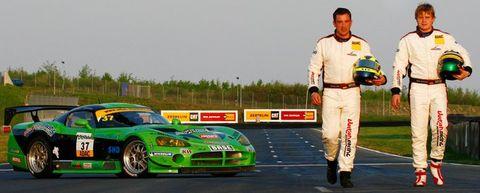 Sascha-bert-heiko-hammel in Sascha Bert: Nach Sieg in Hockenheim - das zweite Rennen der Saison mit Vulkan Racing