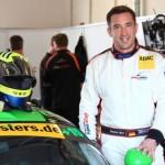 Sascha-bert-vor-dem-start-150x150 in Sascha Bert: Nach Sieg in Hockenheim - das zweite Rennen der Saison mit Vulkan Racing