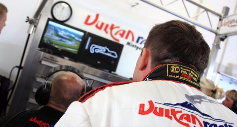 Spannung-box in Sascha Bert: Nach Sieg in Hockenheim - das zweite Rennen der Saison mit Vulkan Racing