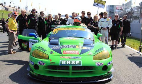 Team-mintgen-motorsport in Sascha Bert: Nach Sieg in Hockenheim - das zweite Rennen der Saison mit Vulkan Racing