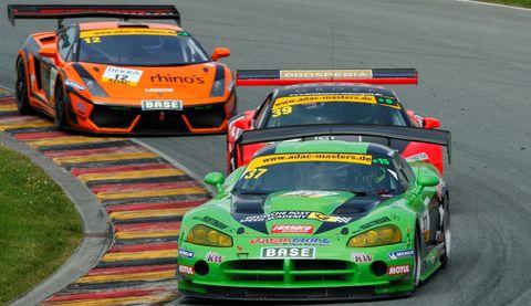 Dodge-Viper-GT3-Competiton-Coupe in Vulkan-Racing mit weiterem Schritt in die richtige Richtung
