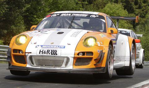 Porsche-911-GT3-R-Hybrid-1 in Porsche 911 GT3 R Hybrid siegt am Nürburgring