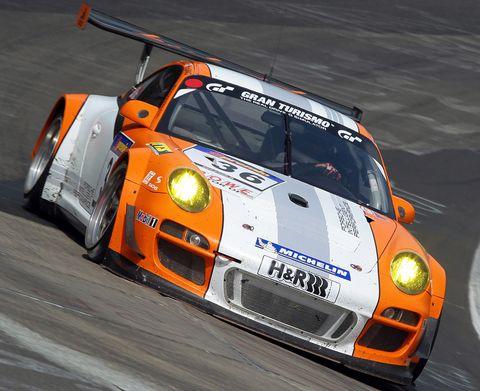 Porsche-911-GT3-R-Hybrid-2 in Porsche 911 GT3 R Hybrid siegt am Nürburgring