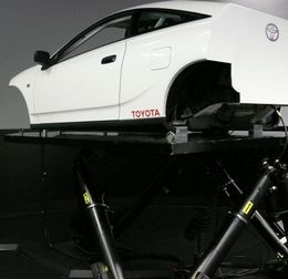 Toyota Fahrsimulator TMG in