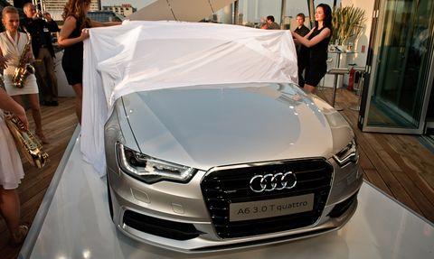 Audi-a6-avant-1 in Audi A6 Avant: Schöne Hüllen über Berlin
