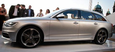 Audi-a6-avant-4 in Audi A6 Avant: Schöne Hüllen über Berlin