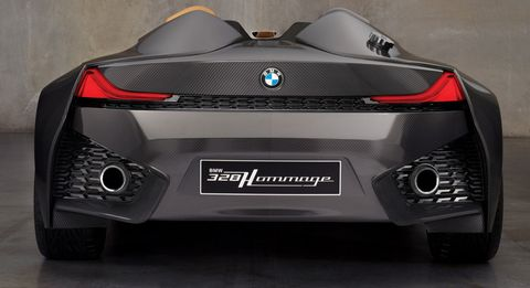 Bmw-328-hommage-3 in BMW 328 Hommage: Moderne trifft Tradition