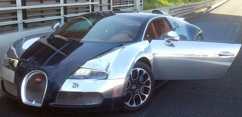 Bugatti-veyron-grand-sport-1 in Edel-Diebstahl in Zürich: Bugatti Veyron 16.4 Grand Sport, Ferrari 599 GTB und BMW 750iL