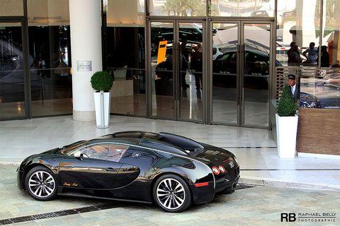 Bugatti-veyron-sangnoir in Sonderausgabe: Monaco Edition in der nächsten PRESTIGE CARS