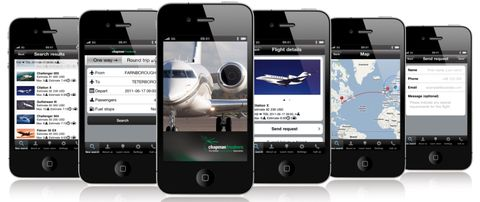 Chapman-freeborn-iphone-app-private-jet in