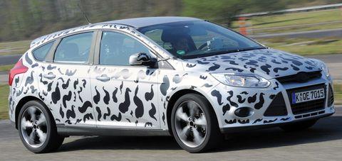 Ford-focus-st-2012 in 60 neue Ford Focus ST im Härtetest