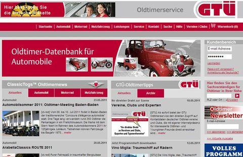 Gtue-de in Young- und Oldtimer: GTÜ vernetzt sich mit Clubs